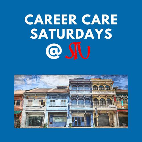 Career Care Saturdays @ STU