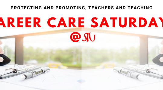 Career Care Saturday @STU